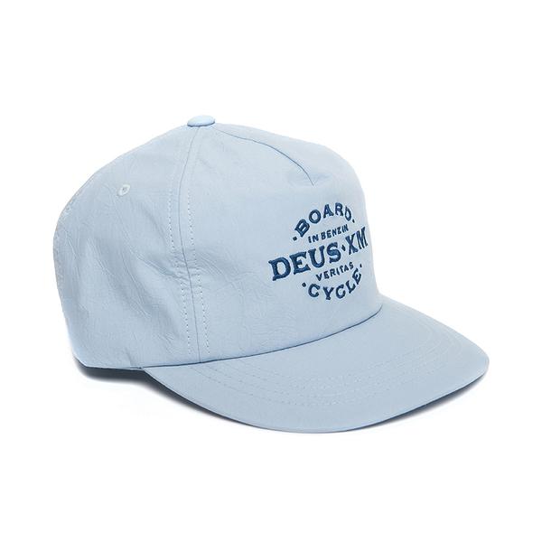Deus Ex Machina Backside Cap 棒球帽-男/女(天空藍)