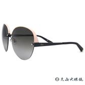 Dior 太陽眼鏡 Superbe 003HA (粉-黑) 大框款 鈦 墨鏡 久必大眼鏡