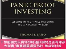 二手書博民逛書店預訂Panic-Proof罕見Investing: Lessons In Profitable Investing