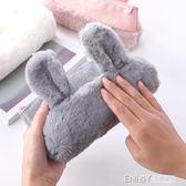 筆袋咔巴熊毛絨筆袋大容量創意多功能學生用文具袋女生可愛卡通小清新 溫暖享家