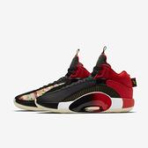 Air Jordan Xxxv Cny Pf [DD2234-001] 男鞋 籃球鞋 喬丹 CNY 中國年 緩震 黑 紅