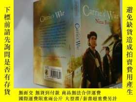 二手書博民逛書店Carrie s罕見War Nina Bawden:嘉莉的戰爭尼娜·拜登Y200392