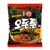 韓國 OTTOGI 不倒翁 海鮮風味烏龍拉麵 120g 乙包入 進口/團購/泡麵/沖泡◆86小舖◆