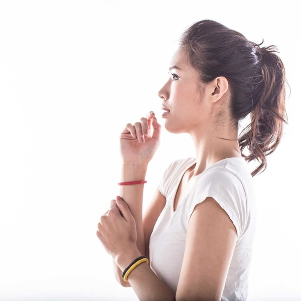【Artificer】Rhythm 健康運動手環 - 深紫