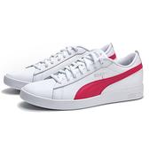 PUMA SMASAH V2 白桃 基本款 皮革 休閒鞋 女 (布魯克林) 36520818