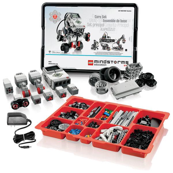 LEGO Education 樂高教育 45544 EV3 全套組(貝登堡公司貨2年保固+配件組)