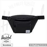 Herschel 腰包 單肩側背包 黑色 Seventeen-535 得意時袋