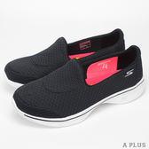 SKECHERS 女 GO WALK 4 走路(健走)鞋- 14900BKW