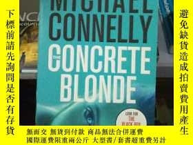 二手書博民逛書店The罕見Concrete Blonde 97804466175