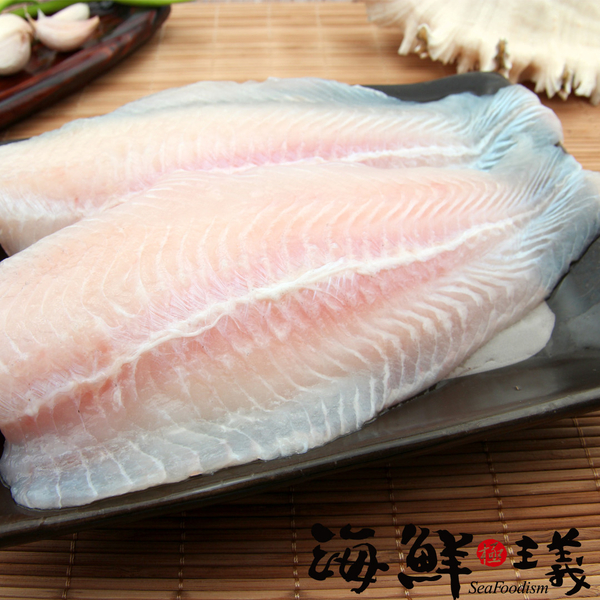 多利魚片(也是鯰魚片) (200g/片)【海鮮主義】