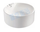 【麗室衛浴】BATHTUB WORLD 壓克力造型獨立缸 LS- 41050C 150*150*60cm