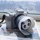 遮光罩49mm遮光罩白色僅適合佳能M50/M100/M3/M6/M1015-45mm鏡頭專 大宅女韓國館