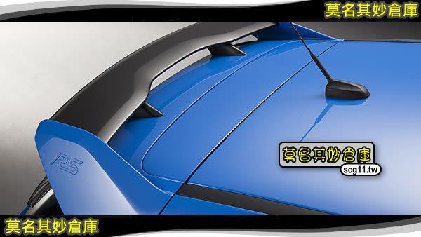 莫名其妙倉庫【CU026 超炫跑格RS尾翼】含烤漆 安裝 工資 可分期 誠可議 New Focus MK3.5
