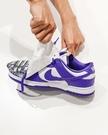 IMPACT Nike Dunk Low Flip the Old School 撕紙 紫色 倒勾 DJ4636-100