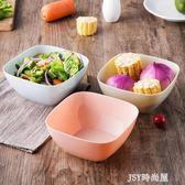 居家家方形水果盤客廳塑料水果盆家用廚房洗菜盆茶幾糖果盤沙拉碗qm    JSY時尚屋