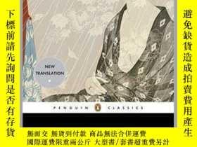 二手書博民逛書店Kusamakura罕見(Penguin Classics) 英