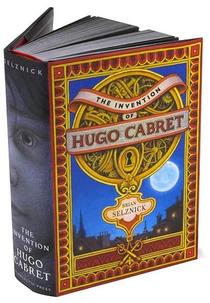 (二手書)Invention of Hugo Cabret: A Novel in Words and Pictures