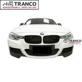BMW F30 F31 碳纖維定風翼 M TECH SPORT 保桿 TRANCO 川閣