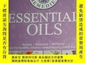 二手書博民逛書店Essential罕見OilsY182140 Susan Cur