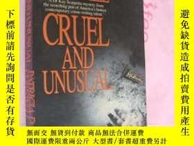 二手書博民逛書店Cruel罕見and Unusual by Patricia C