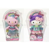 【KP】雙子星KIKI 絨毛娃娃 填充玩偶  三麗鷗 玩具 正版日本進口 4994793002975