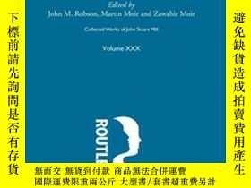 二手書博民逛書店Collected罕見Works Of John Stuart Mill-約翰·斯圖亞特·密爾作品集Y4366
