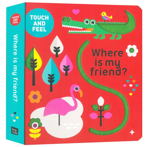 where is my friend
