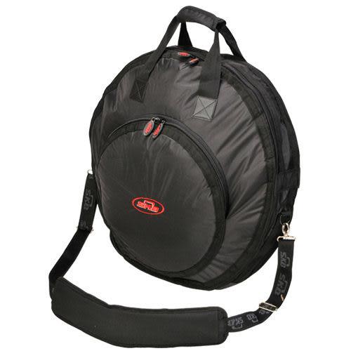 【敦煌樂器】SKB CB22 22吋黑色銅鈸袋