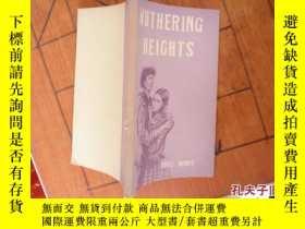 二手書博民逛書店Wuthering罕見Heights(呼嘯山莊)外文版11818