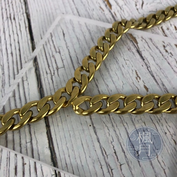 BRAND楓月 CHANEL 香奈兒 1994年 復古 金色 雙C 金屬 鍊條 圓牌 鈕扣造型 腰鍊 腰帶 可當重工長項鍊