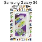 迪士尼透明軟殼 Samsung G9200 Galaxy S6 [最佳拍檔] 三眼怪&巴斯光年【Disney正版授權】