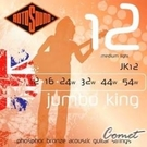ROTOSOUND JK12 磷青銅民謠吉他弦(12-54) 【英國製/木吉他弦/JK-12】