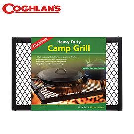丹大戶外【Coghlans】加拿大 HEAVY DUTY CAMP GRILL 鑄鐵烤架 1130(不包含活動)