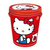 森永 綜合桶-凱蒂貓(牛奶糖餅乾+水果糖餅乾+夾心餅乾+β-餅乾) 620g【康鄰超市】