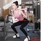 多功能健身棒瑜伽普拉提器材家用彈力運動訓練練臀拉力繩【西語99】