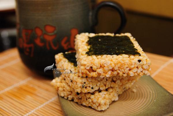 古早味海苔米香--池上鄉農會(純素)