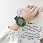 手錶女ins風酷 顯白學生原宿男生少女防水多功能電子錶情侶款潮流 衣櫥秘密