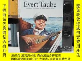 二手書博民逛書店Evert罕見Taube 50 viser utvalgt av