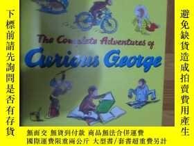 二手書博民逛書店The罕見Complete Adventures of Curious George 【詳見圖】Y255351