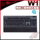 [ PCPARTY ] 曜越 TT eSports Thermaltake W1 Wireless三模無線 機械式鍵盤