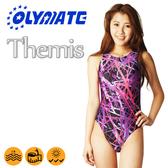 OLYMATE Themis 專業競技版女性泳裝