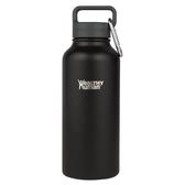 【Healthy Human】寬口不鏽鋼保冷保溫瓶(946ml) - 黑色
