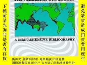 二手書博民逛書店The罕見Venomous Sea Snakes: A Comprehensive BibliographyY