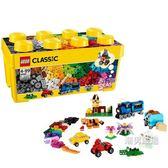 積木經典創意系列10696經典創意中號積木盒拼插積木玩具xw