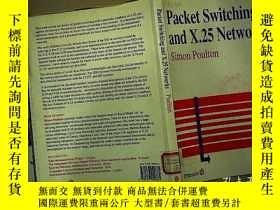 二手書博民逛書店Packet罕見Switching and X.25 Netwo
