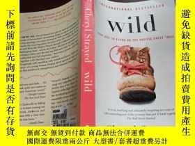 二手書博民逛書店wild罕見cheryi strayedY333530