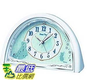 [東京直購] SEIKO CLOCK FD476W 時鐘 鬧鐘 冰雪奇緣 alarm clock