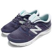 New Balance 711 系列 寬楦 深藍 白 女鞋 訓練鞋 運動鞋 【PUMP306】 WX711HN2D