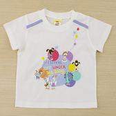 【愛的世界】純棉圓領短袖T恤/1歲-台灣製- ★春夏上著 夏殺2折起