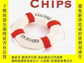 二手書博民逛書店Fish罕見& Chips 魚和薯條 Roux   Madele